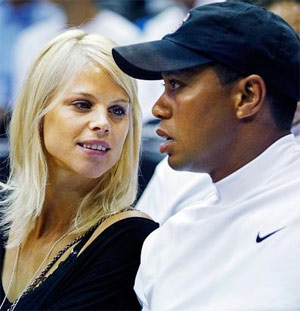 Tiger Woods Elin Nordegren Tiger Woods Divorce, Golf Phenom Already Getting Propositioned
