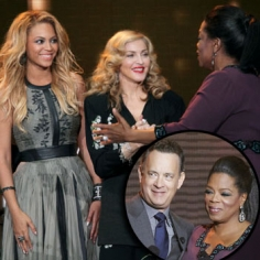 photos video hollywoods biggest stars surprise oprah at finale taping PHOTOS & VIDEO: Hollywoods Biggest Stars Surprise Oprah At Finale Taping