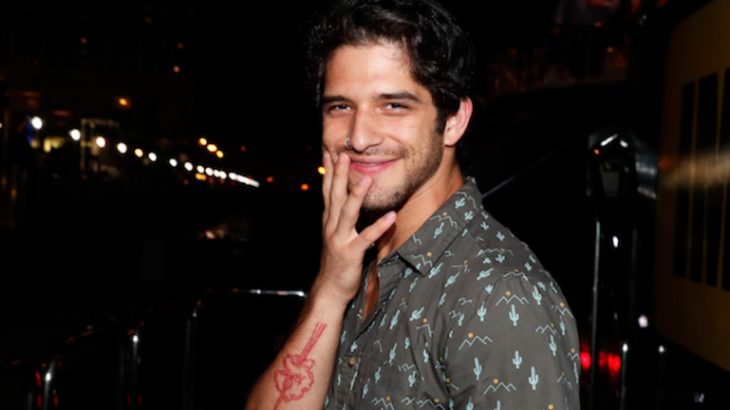 'Teen Wolf' star Tyler Posey is a gay lamp … or something