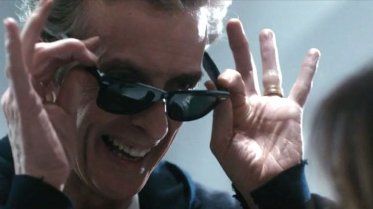 Dear 'Doctor Who,' stop trying to make sonic sunglasses happen