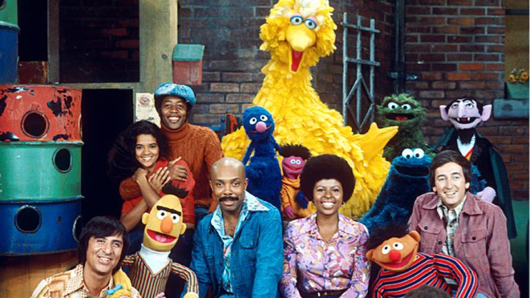 """""""Sesame Street"""" cast SOURCE: Sesame Workshop"""