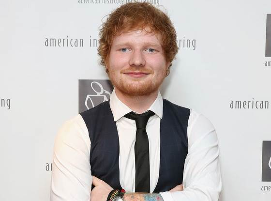 Is Ed Sheeran Secretly Married?! Here's What We Imagine His Star-Studded Wedding Would Be …