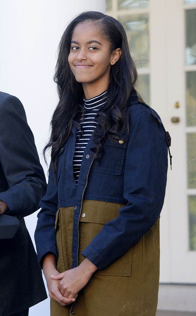 Malia Obama Proves She's Just Like Us While Partying at Lollapalooza