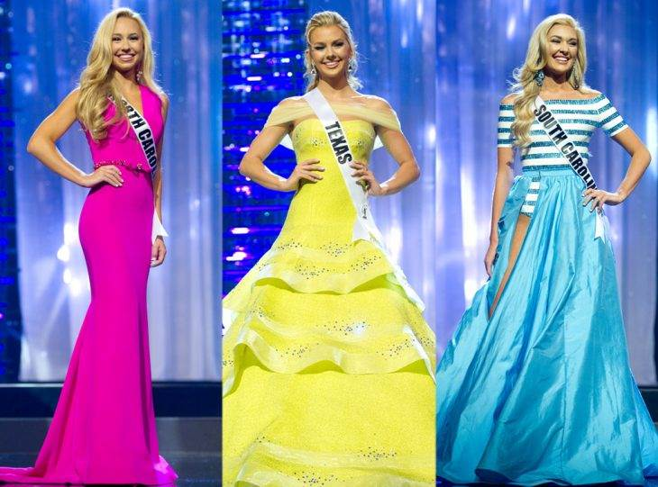 Miss Texas Karlie Hay Crowned Miss Teen USA 2016
