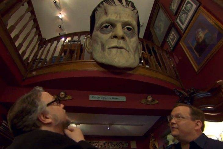 Take a Video Tour of Guillermo del Toro's Ridiculous House