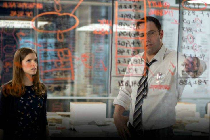 Watch Ben Affleck in New 'The Accountant' Trailer