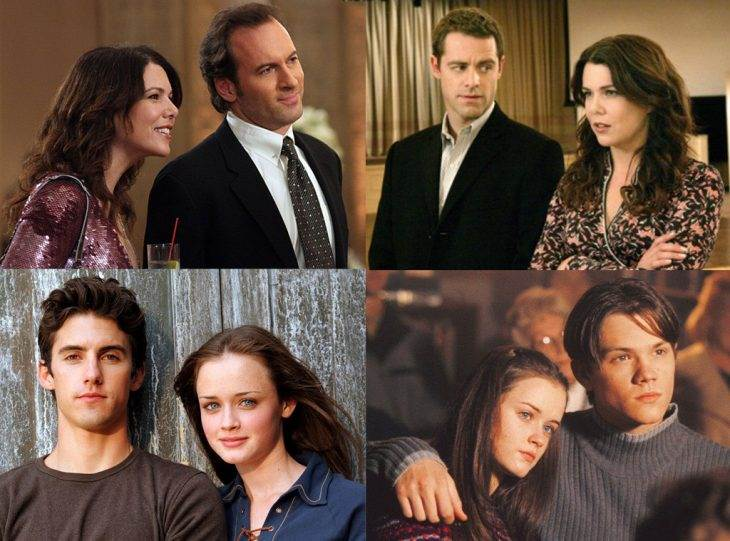 Who's Gilmore Girls' No. 1 Couple? We Ranked Every Pairing on the Show
