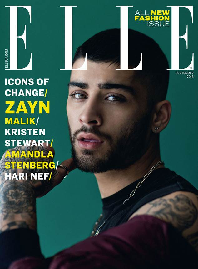 Zayn Malik Gets Candid About Gigi Hadid, One Direction and Anxiety