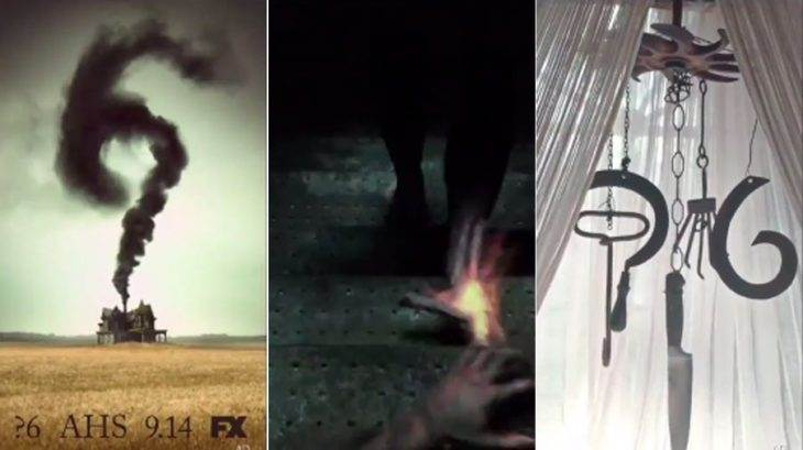 'AHS' Season 6 teasers hint at babies and chainsaws