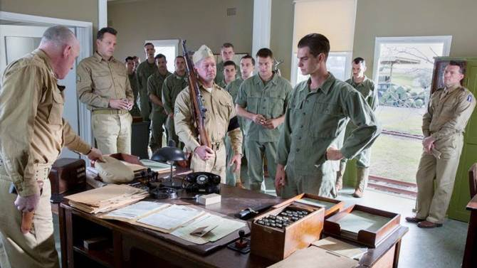 'Hacksaw Ridge' Trailer Showcases Another True War Story From Mel Gibson