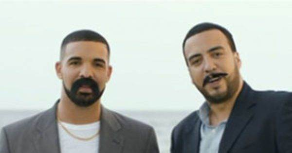 Drake and French Montana's Alter Egos in the ''No Shopping''
