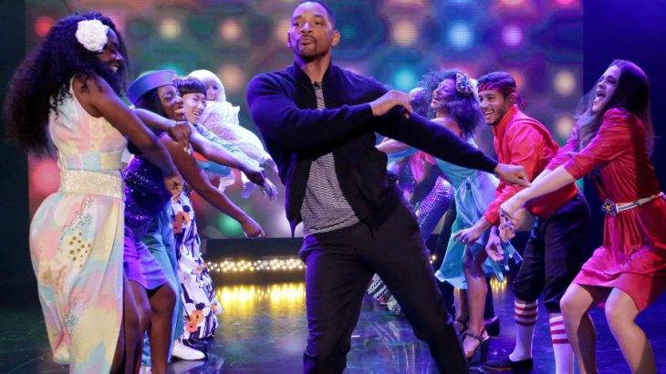 Will Smith sets 'The Tonight Show' record for most grandiose entrance