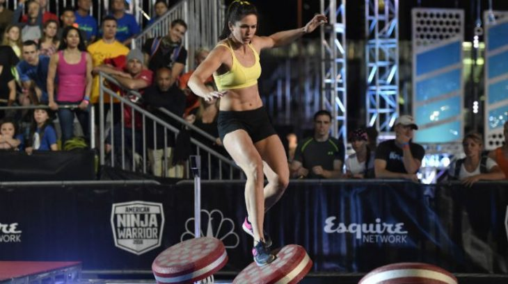 'American Ninja Warrior' women want a female champion