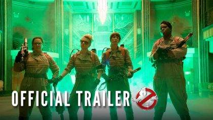 GHOSTBUSTERS – Official Trailer (HD)