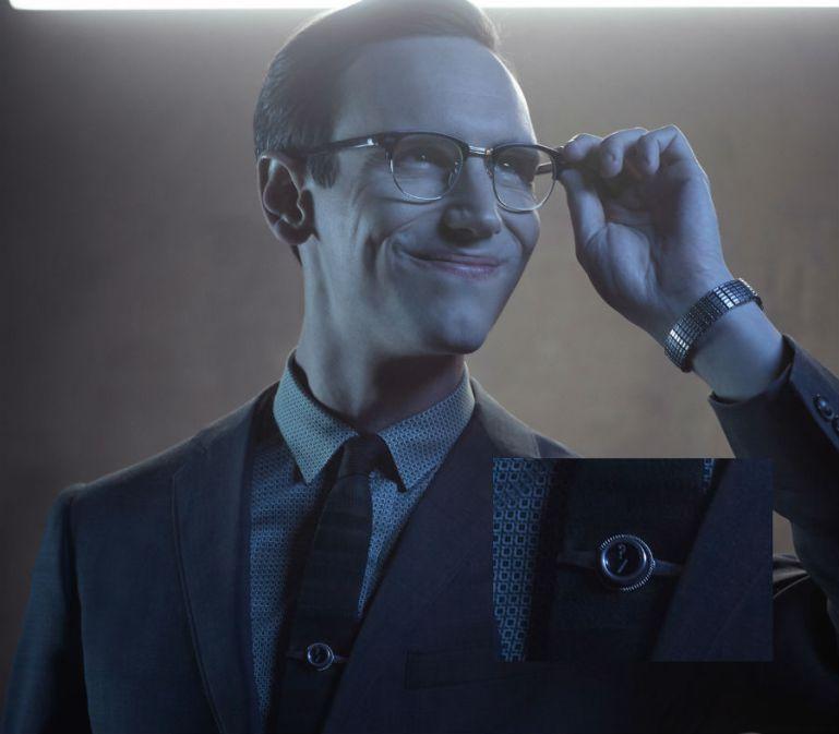 Cory Michael Smith on 'Gotham'