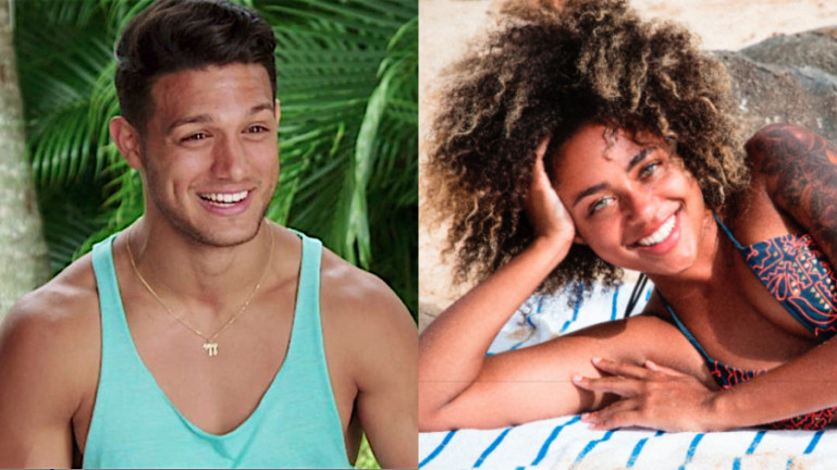 Asaf and Kaylen 'Are You the One' Season 4