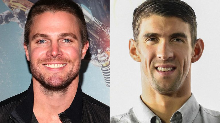 stephen amell michael phelps American Crime Story: Ryan Lochte v Rio de Janiero dream cast