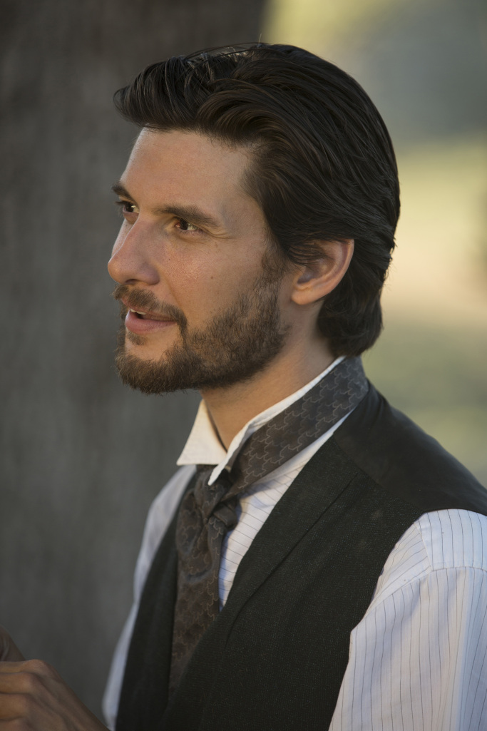 "Ben Barnes in ""Westworld"" SOURCE: HBO"