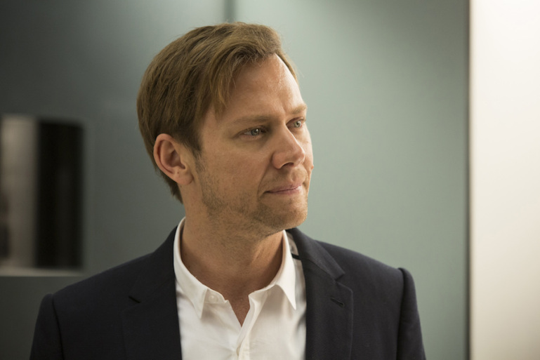 "Jimmi Simpson in ""Westworld"" SOURCE: HBO"