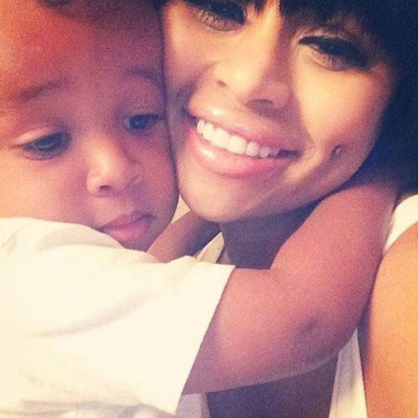 Blac Chyna's Sweet Instagram Pics With Son King Cairo Are Killing Us With