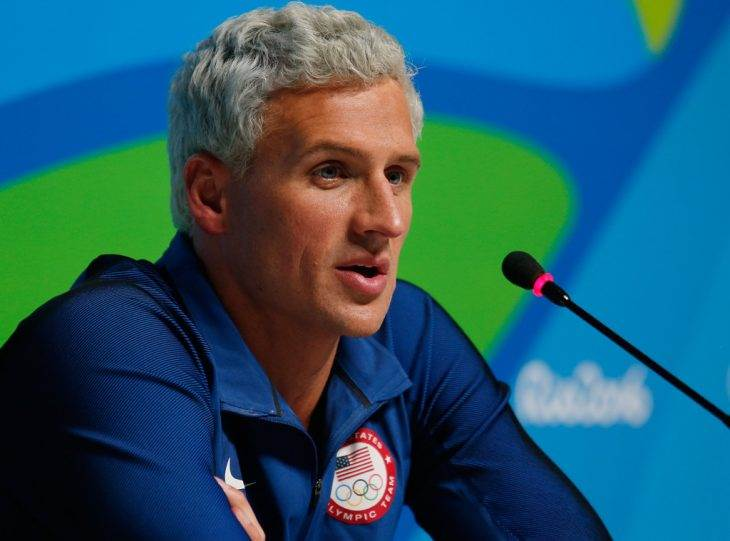 Here's How Much Ryan Lochte Lost in His Sponsorship Deals Following the