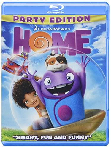 Home [Blu-ray + DVD + Digital HD]