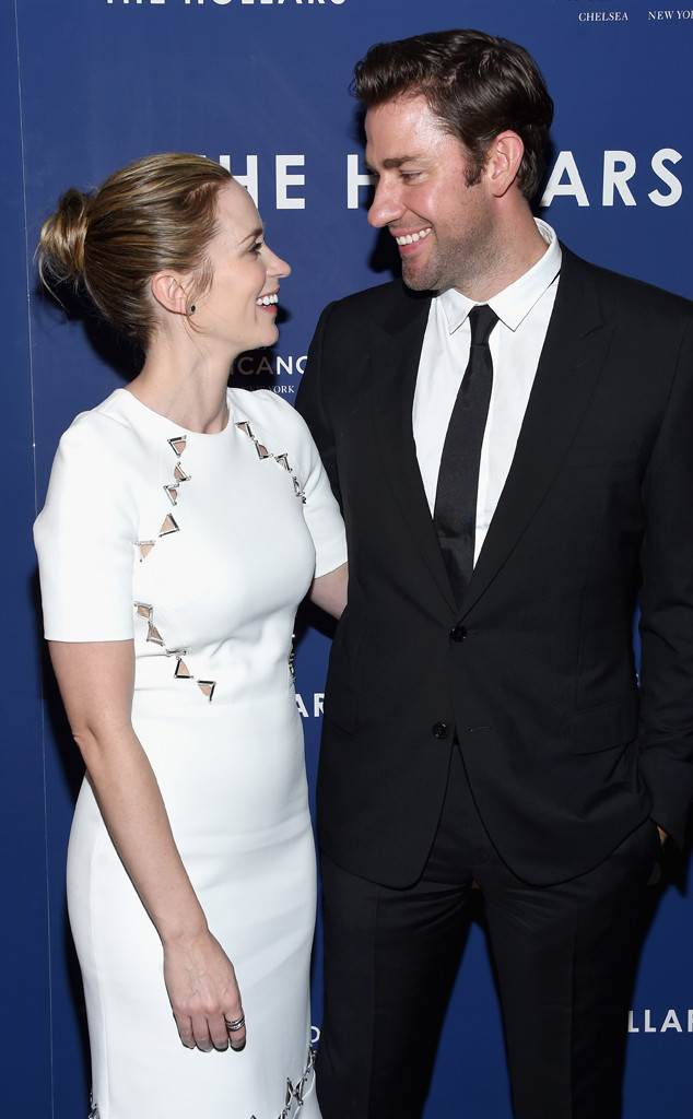 John Krasinski: About That Time Emily Blunt Thought She Caught Him Watching