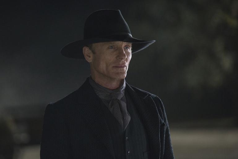 "Ed Harris in ""Westworld"" SOURCE: HBO"