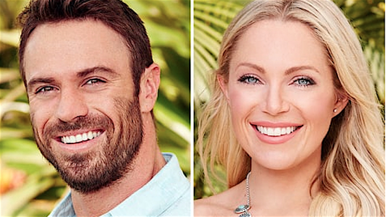 Chad and Sarah 'Bachelor in Paradise'
