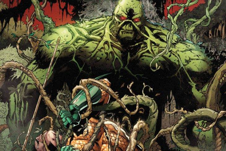 The 'Justice League Dark' Movie Is Now Happening with 'Edge of
