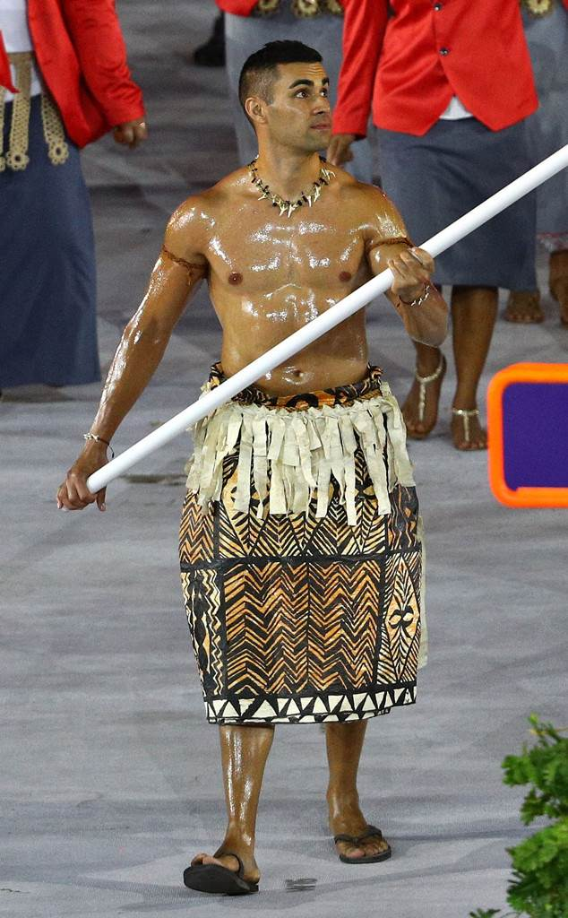 Opening Ceremony, Rio 2016, Olympics, Tonga
