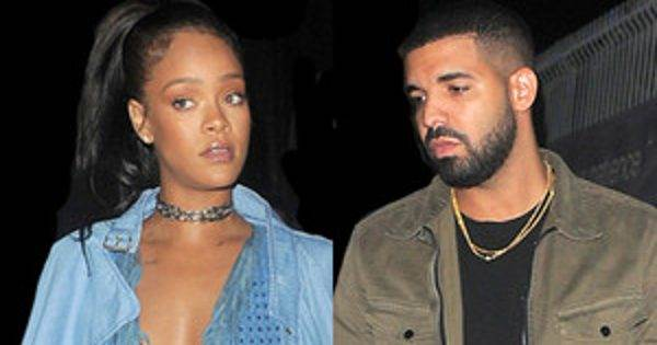 Drake Just Surprised Rihanna With Literally the Biggest Gift Ever
