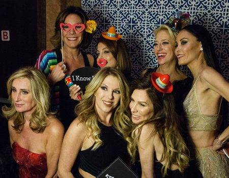 The Real Housewives of New York City's Explosive Finale: Tears, Fights and