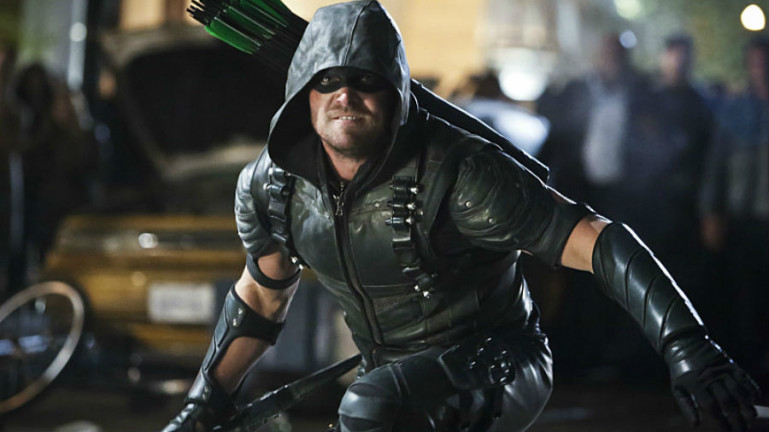 Stephen Amell Arrow CW