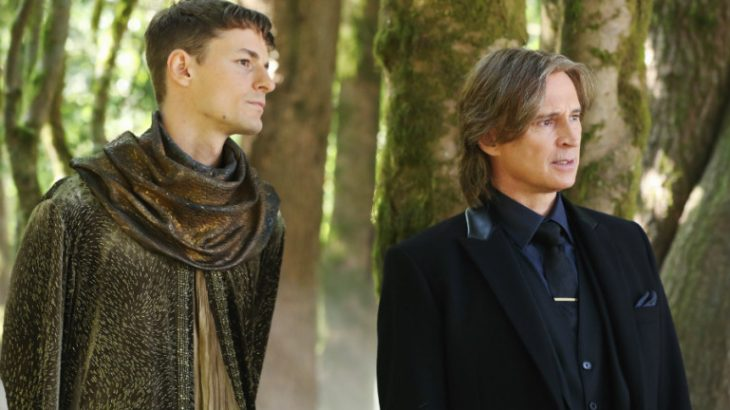 'OUAT' Season 6 introduces the Rumbelle baby in a huge way