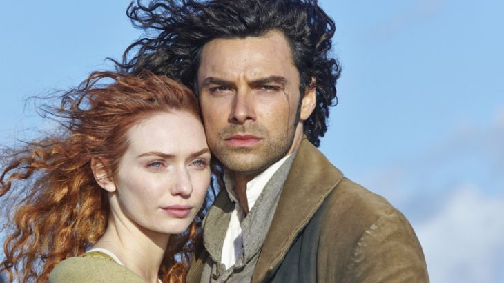 'Poldark' is where 'Outlander' & 'Downton Abbey' meet