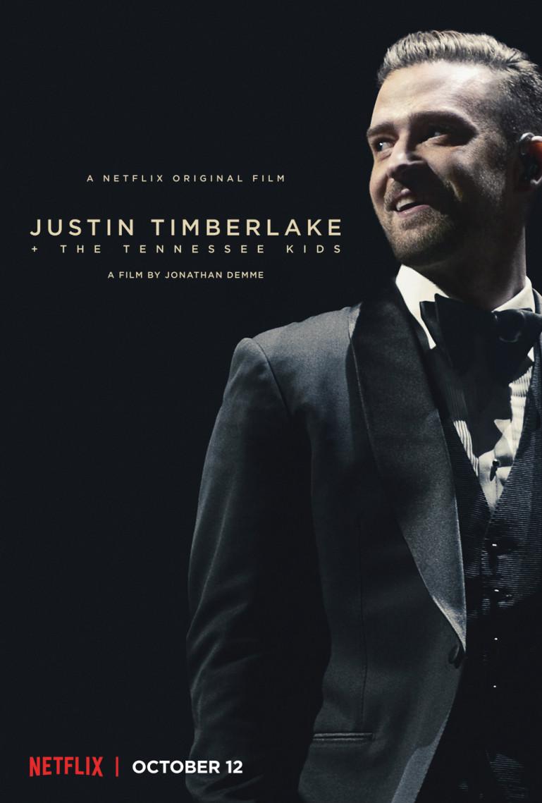 justin timberlake tennesse kids netflix 5 alternate posters for Justin Timberlakes new Netflix special