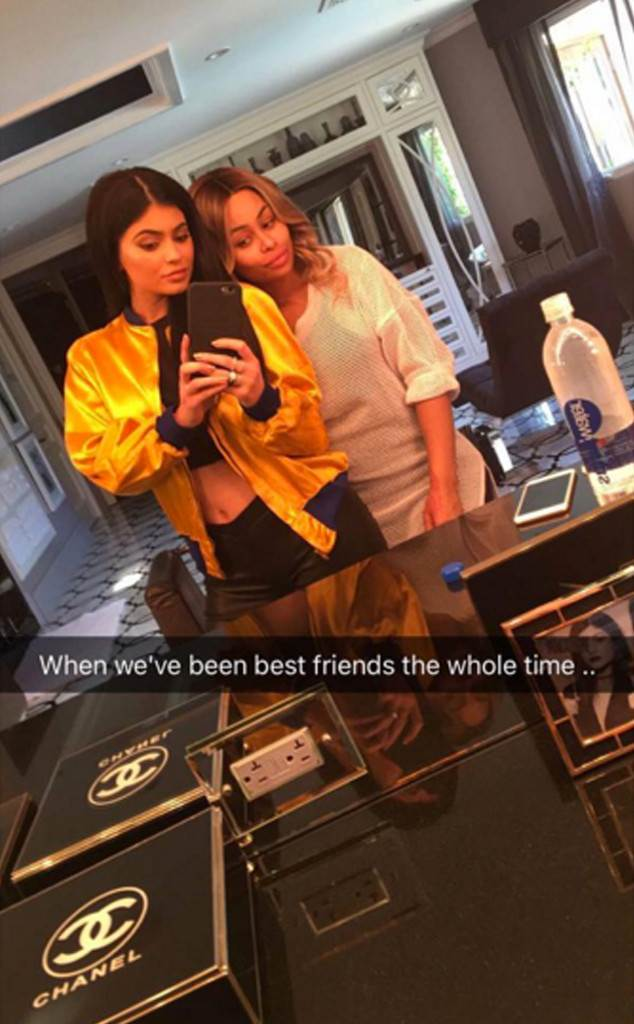 Kylie Jenner, Blac Chyna