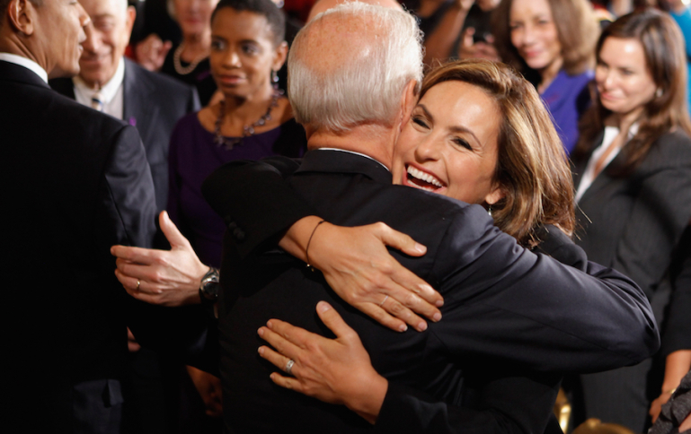 joe biden and mariska hargitay