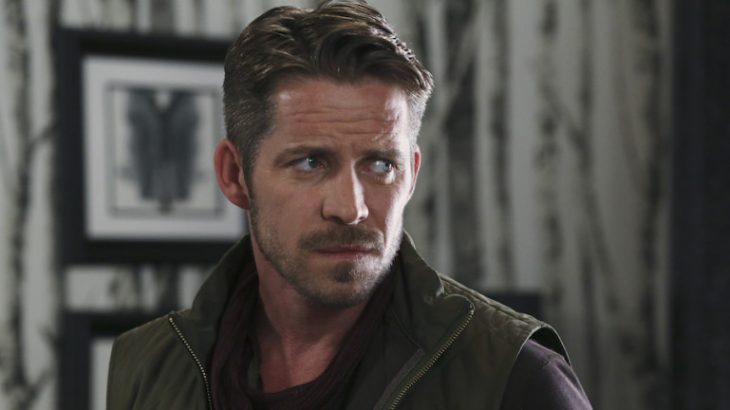 He's back! Sean Maguire's Robin Hood returning to 'OUAT'