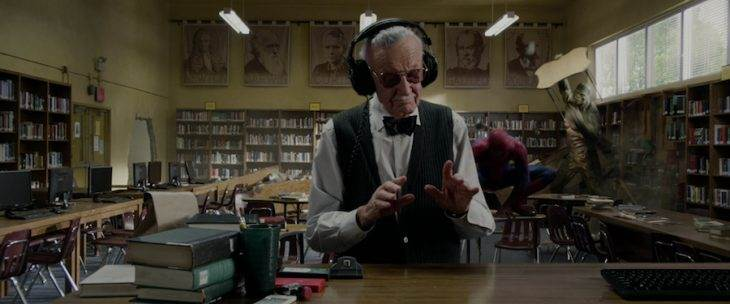 Movie News: Stan Lee's Next Four MCU Cameos Were Economical;