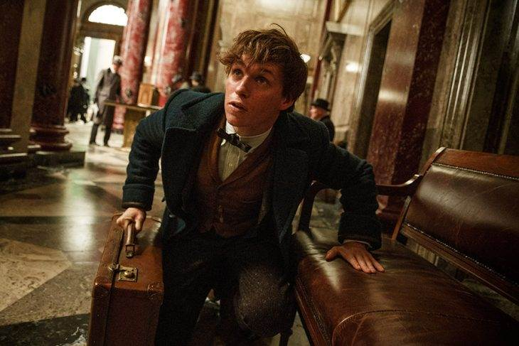 New 'Fantastic Beasts and Where to Find Them' Trailer Sets Magic