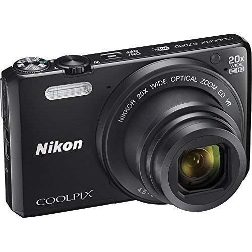 Nikon Coolpix S7000 Wi-Fi Digital Camera (Certified Refurbishe…