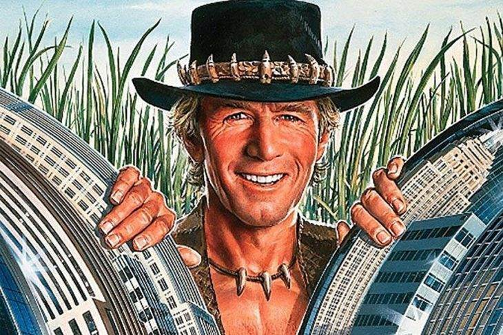 Remember When… 'Crocodile Dundee' Made America Go Nuts for