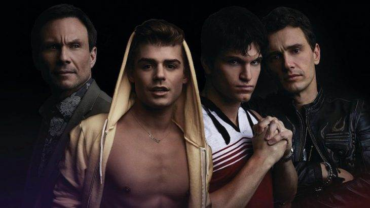Watch James Franco and Christian Slater in the Trailer for True Porn Industry