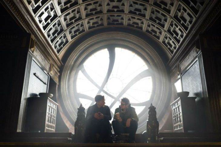 Building 'Doctor Strange,' Marvel's weirdest movie yet