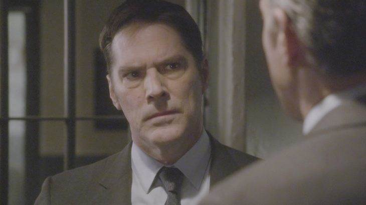 TV Query: Why is Thomas Gibson still on 'Criminal Minds' after being fired?