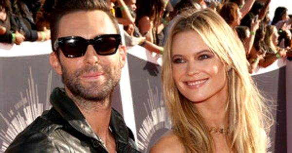 Welcome to the World, Dusty Rose! Adam Levine and Behati Prinsloo Share First