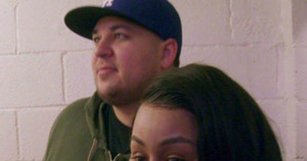 Here's Why Blac Chyna Just Tweeted Out Rob Kardashian's Phone Number