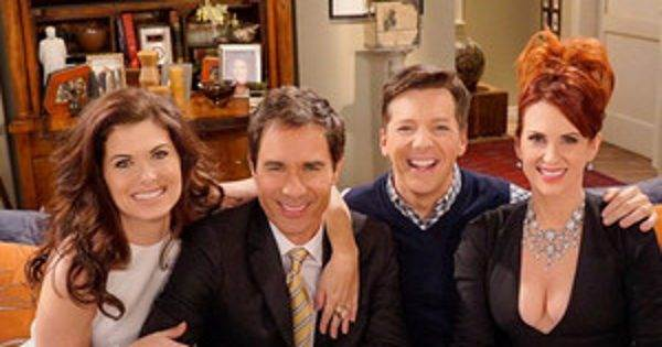 The Cast of Will & Grace Reunites: See Debra Messing, Eric McCormack, Megan